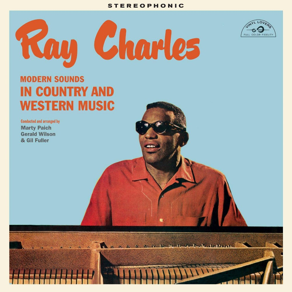Charles ray - Modernsounds in country and western music bonus track lp (Vinyl)