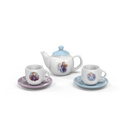 Frozen 2 5pc Ceramic Tea Set - Zak Designs
