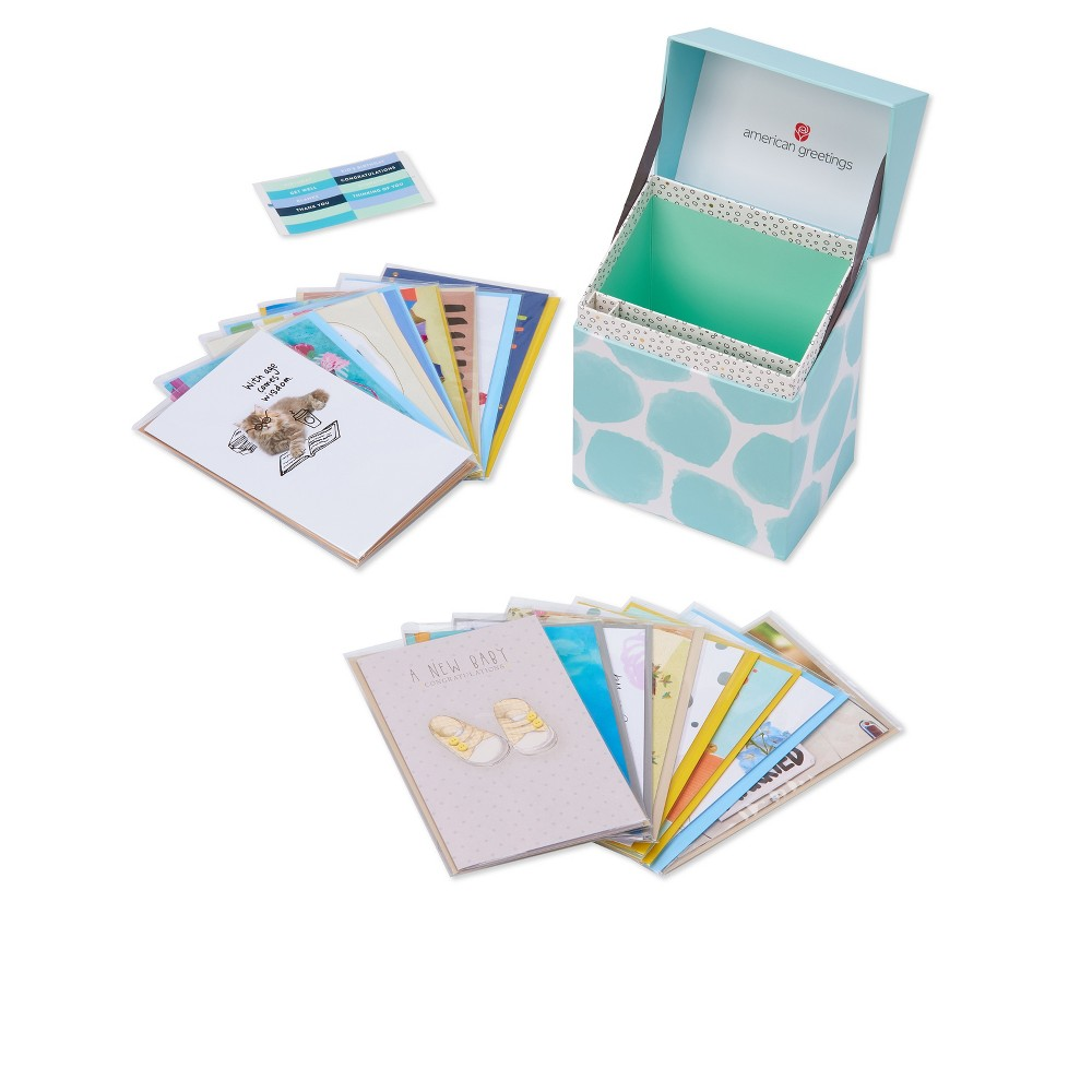 Image of 8ct Everyday Starter Kit Greeting Card Collection