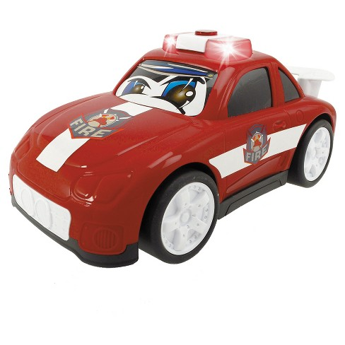 "Dickie Toys - Happy Rescue Fire Car Vehicle 11"" - image 1 of 1"