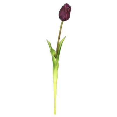 """3pk Artificial Single Tulip (19"""")   Vickerman® by Vickerman"""
