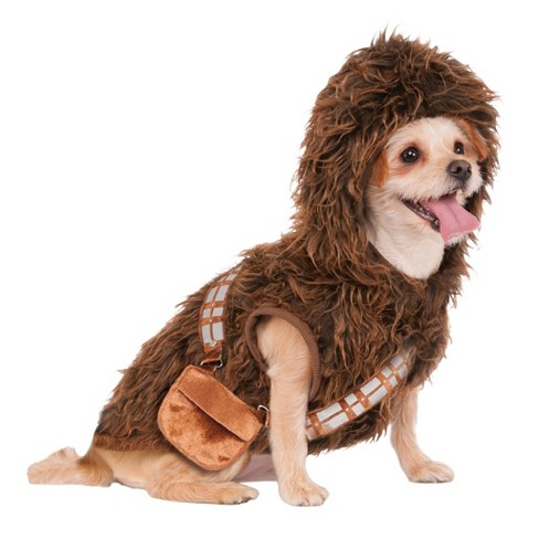 Star Wars Chewbacca Dog Costume Set - Brown : Target