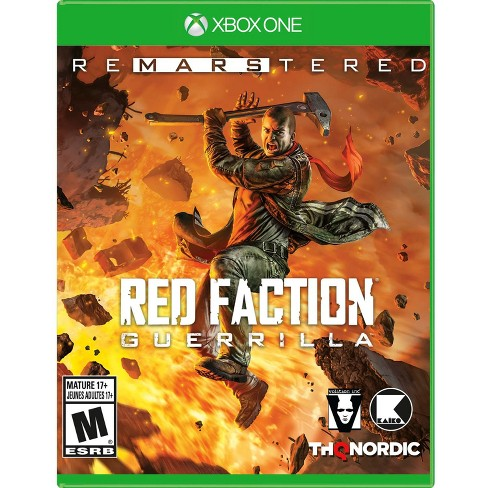 Red Faction Guerrilla Re-Mars-Tered - Xbox One - image 1 of 1