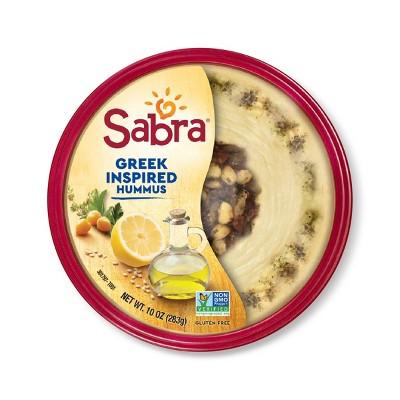 Sabra Greek Inspired Hummus - 10oz