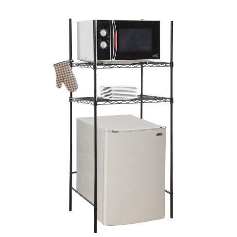 Neu Home Microwave Stand Black
