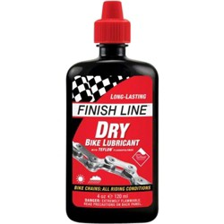 Finish Line DRY Bike Chain Lube - 4 fl oz Drip