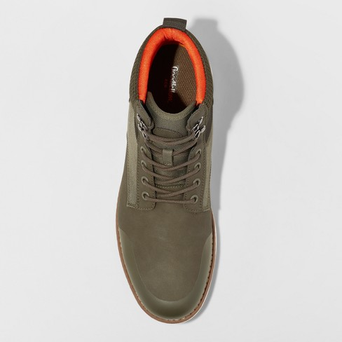 f5659fe4b7c5 Men s Phil Casual Fashion Boots - Goodfellow   Co™ Olive   Target