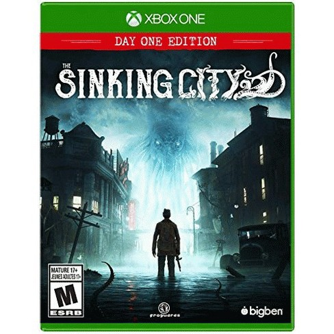 Maximum Games The Sinking City - Role Playing Game - Xbox One - image 1 of 1
