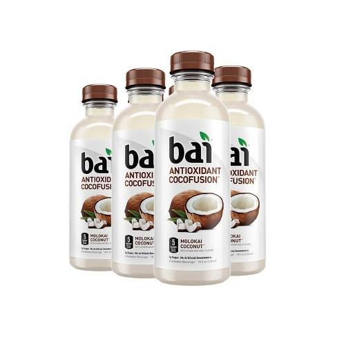 Bai Molokai Coconut - 6pk/18 fl oz Bottles - image 1 of 4