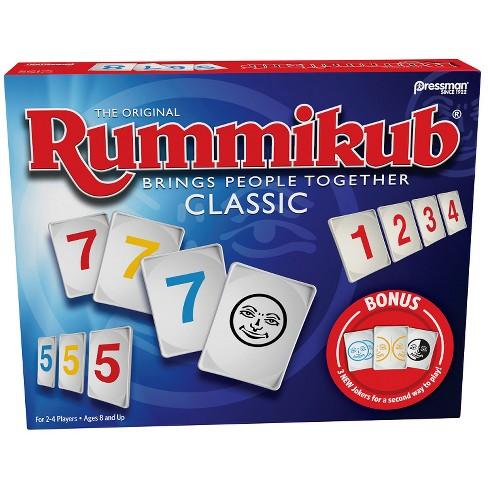 Pressman Rummikub Bonus Edition Game - image 1 of 3