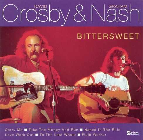 David crosby - Bittersweet (Vinyl) - image 1 of 1