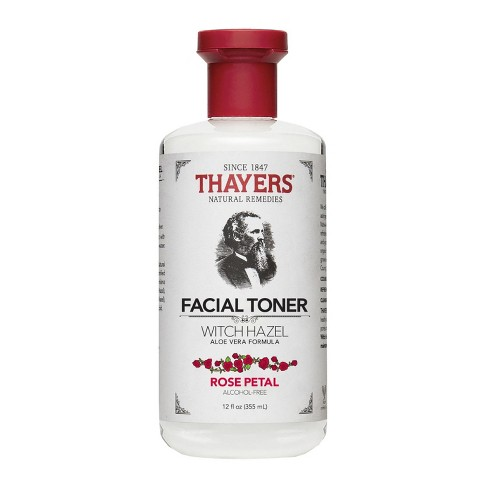 Thayers Witch Hazel Alcohol Free Toner - Rose Petal - 12 fl oz - image 1 of 8