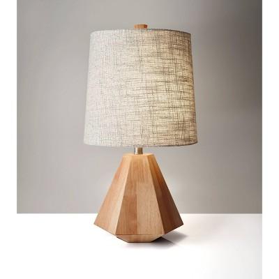 """25"""" Grayson Table Lamp Tan - Adesso"""