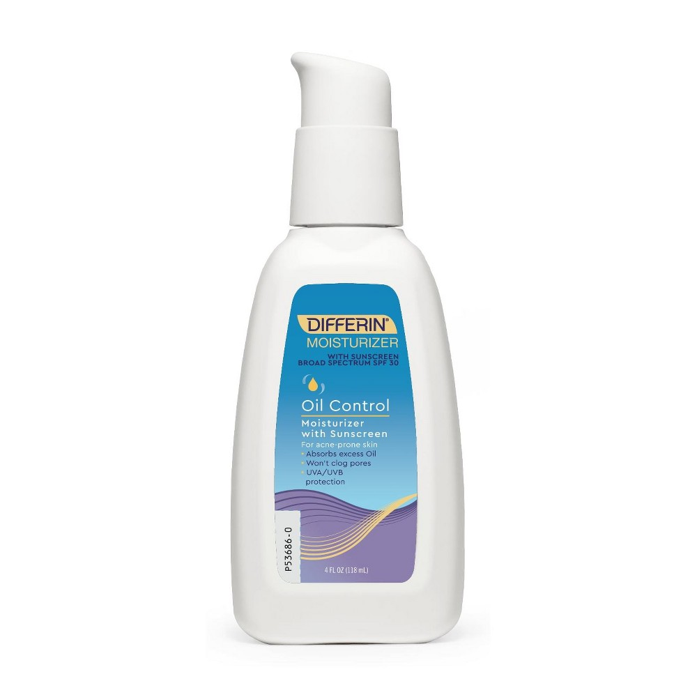 Differin Daily Care - Spf 30 - 4 fl oz