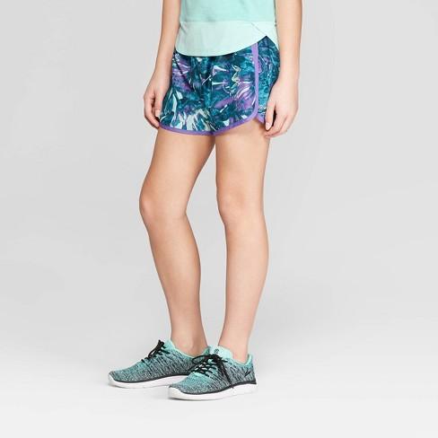 61428ba512bf8 Girls  Run Shorts - C9 Champion® Purple L   Target