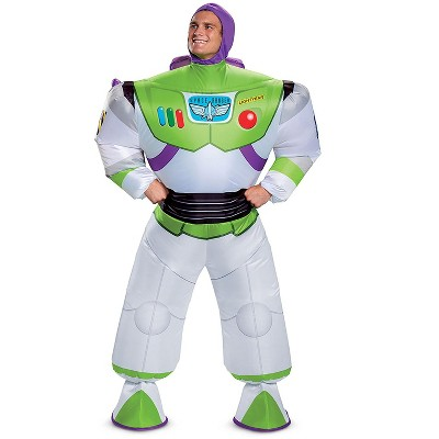 Toy Story Buzz Lightyear Inflatable Adult Costume