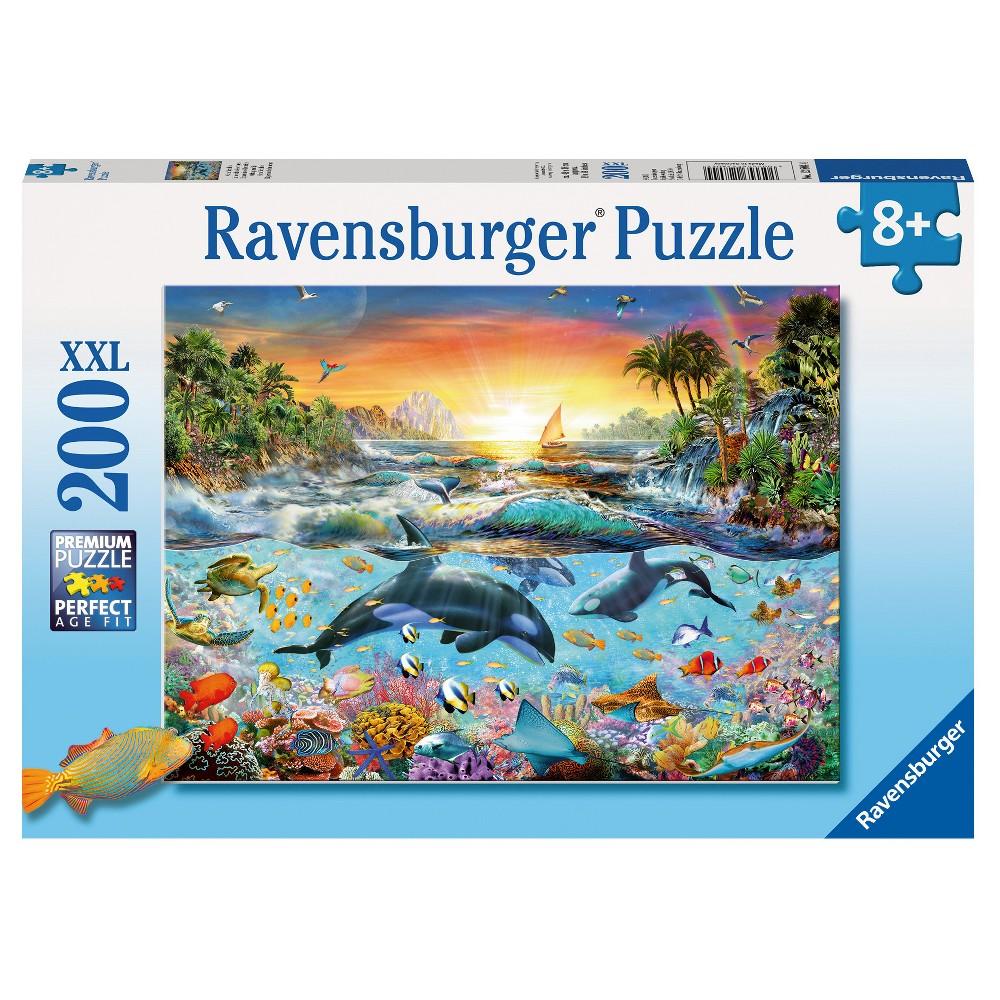 Orca Paradise 200pc Puzzle