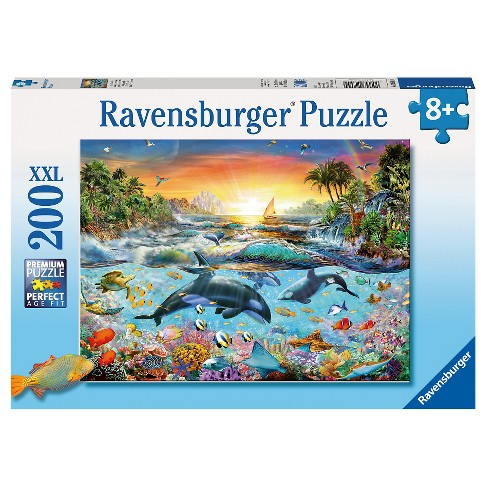 Orca Paradise 200pc Puzzle - image 1 of 2