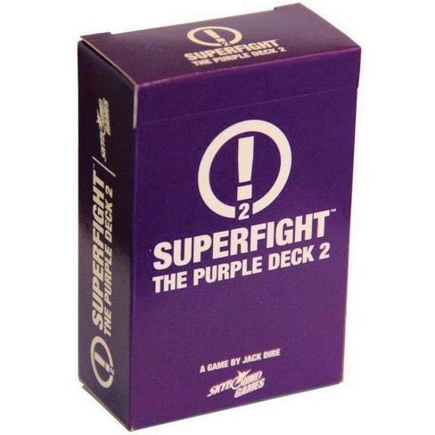 Purple Deck 2, The Board Game - image 1 of 1