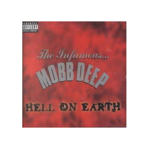 Mobb DeepMobb DeepMobb Deep - Hell On Earthhell On Earthhell On Earth (CD) - image 1 of 1