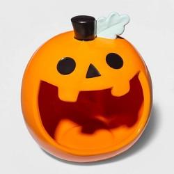 Orange Pumpkin Ceramic Candy Bowl - Hyde & EEK! Boutique™