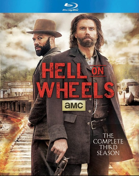 Hell on Wheels: The Complete Third Season (3 Discs) (Blu-ray) - image 1 of 1