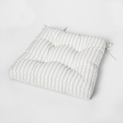 Stripe Square Chairpad - Threshold™