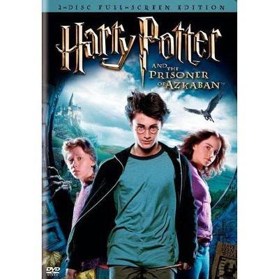 Harry Potter And The Prisoner Of Azkaban (DVD)(2004)
