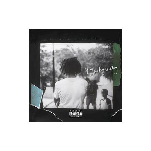 J. Cole - 4 Your Eyez Only (EXPLICIT LYRICS) (Vinyl) - image 1 of 1