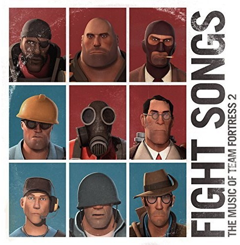 Valve Studio Orchest - Fight Songs:Music/Team Fortress 2 Ost (Vinyl) - image 1 of 1