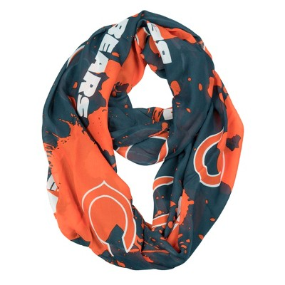 NFL Chicago Bears Infinity Scarf
