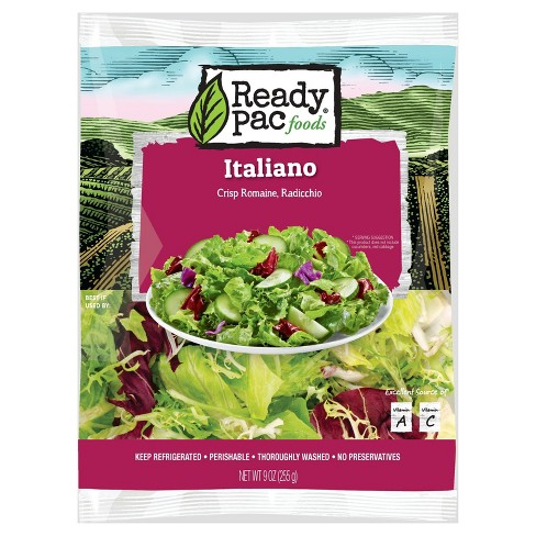 Ready Pac Foods Italiano Salad Kit - 9oz - image 1 of 1