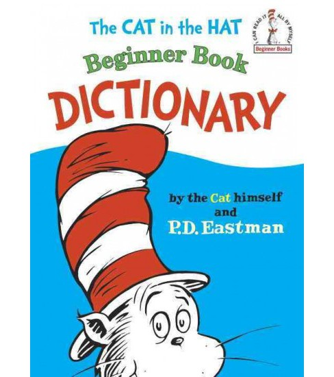 CAT/HAT BEGINNER BK DICTIONARY by P.D. Eastman - image 1 of 1