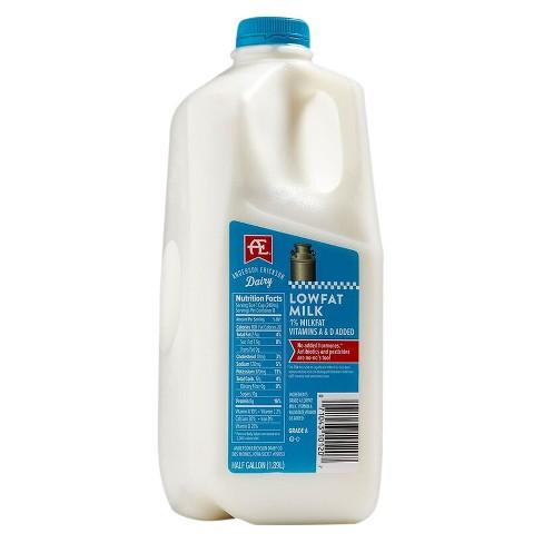 Anderson Erickson 1% Milk - 0.5gal - image 1 of 1