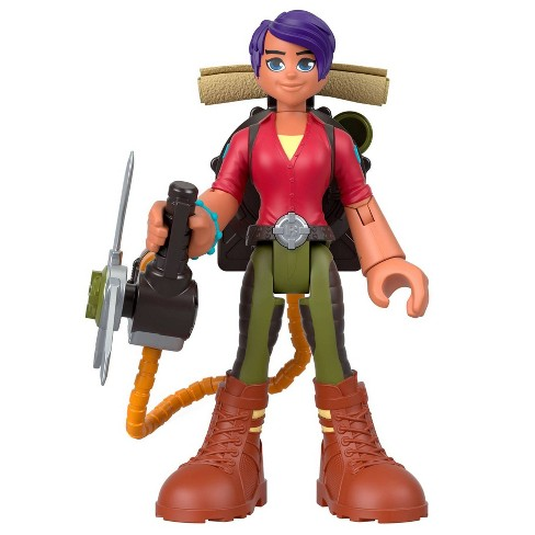 Fisher-Price Rescue Heroes Rae Niforest - image 1 of 4
