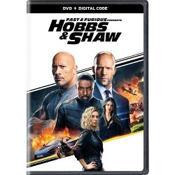 Fast & Furious Presents: Hobbs & Shaw (DVD)