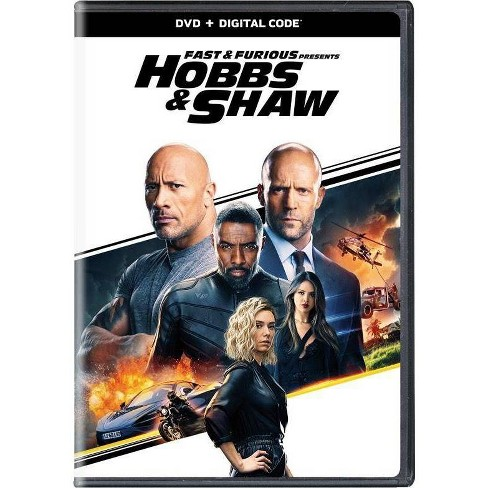 Fast & Furious Presents: Hobbs & Shaw (DVD) - image 1 of 1