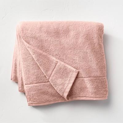 Modal Bath Towel Light Blush - Casaluna™