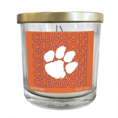 NCAA Clemson Tigers Echo Team Candle