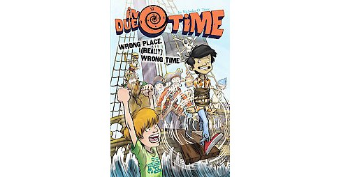 Wrong Place, Really Wrong Time (Hardcover) (Nicholas O. Time) - image 1 of 1