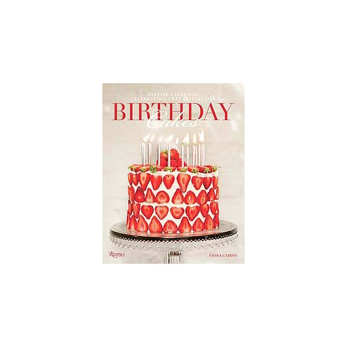 Birthday Cakes Hardcover Fiona Cairns Target