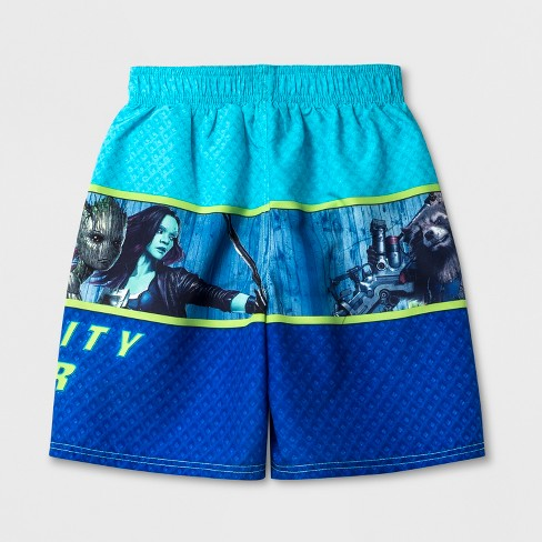 016c64f6180a9 Boys' Avengers Infinity Wars Swim Trunks - XL : Target