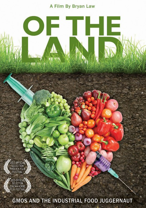Of the land (DVD) - image 1 of 1