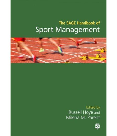 Sage Handbook of Sport Management (Hardcover) (Russell Hoye) - image 1 of 1