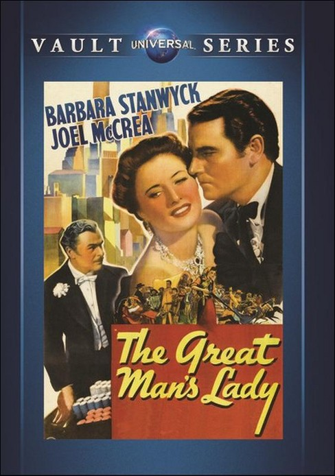 Great man's lady (DVD) - image 1 of 1