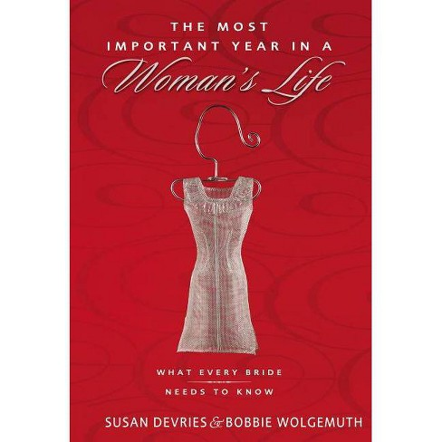 The Most Important Year in a Woman's Life/The Most Important Year in a Man's Life - (Paperback) - image 1 of 1