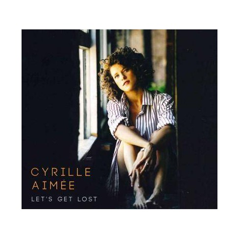 Cyrille Aimée - Let's Get Lost (CD) - image 1 of 1