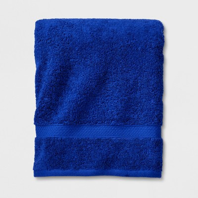 Perfectly Soft Solid Bath Towel Capri Blue - Opalhouse™