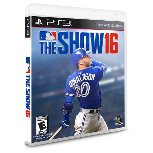 Mlb The Show 16 Playstation 3 Target