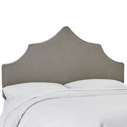 Upholstered Notched Headboard - Skyline Furniture - image 1 of 4